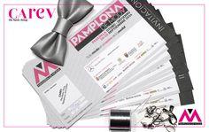 """Ya tenemos disponibles las invitaciones de nuestro próximo desfile de """"Pamplona de Moda"""" pide las tuyas en nuestra web www.carev.es utilizando el hastag #InvitacionDesfile"""