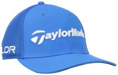 TaylorMade Tour Cage Hat Blue SmallMedium