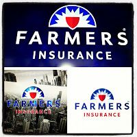 PROUD of the new Farmers Insurance Logo!!