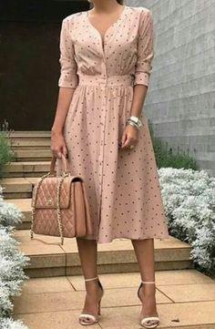 Modest Dresses, Simple Dresses, Cute Dresses, Vintage Dresses, Casual Dresses, Short Dresses, Summer Dresses, I Dress, Dress Outfits