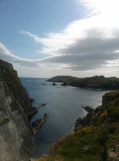 Baltimore, Ireland - right across the bay from Cape Clear where you catch the ferry from the mainland.