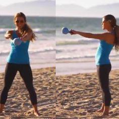 Calorie-Blasting Kettlebell Workout