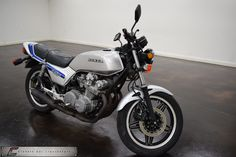 1981 Honda CB 750F Motorcycle Survivor