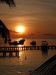 Livingston, Guatemala... my father's from livingston, and even though Guatemala might not be the safest places to vacation to I would still LOVE to go there one day