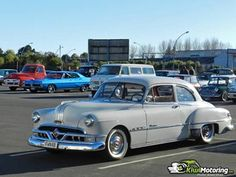 1951 Pontiac Chieftain 2 Door