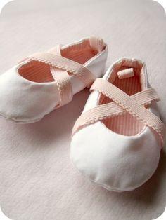 Baby Ballerina DIY