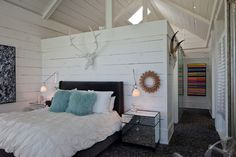 Hockley Valley Home - farmhouse - bedroom - toronto - Peter A. Sellar - Architectural Photographer