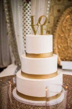 LOVE the cake.