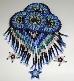 Native Beading Work...I have a couple these in different colors :)