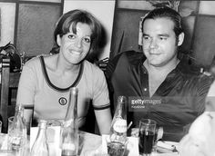 Christina Onassis with her second husband Alexandros Andreadis at the Antion motor rally in Athens, Greece. Get premium, high resolution news photos at Getty Images Divorce, Christie Hefner, Greek Tragedy, Richest In The World, Maria Callas, Losing Everything, Opera Singers, Jackie Kennedy, Special People
