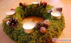 Image result for adventskränze mit kinder