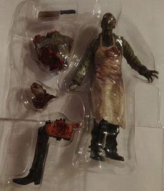 Sota Toys Land of The Dead The Butcher Zombie Action Figure #SOTAToys