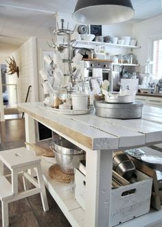33 Neutral Kitchen Designs You'll Love | DigsDigs