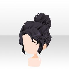 New hair bun tutorial drawing 62 Ideas Bun Hairstyles, Trendy Hairstyles, Chibi Hairstyles, Drawing Hairstyles, Pelo Anime, Manga Hair, Hair Sketch, Anime Sketch, Super Hair