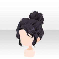 New hair bun tutorial drawing 62 Ideas Bun Hairstyles, Trendy Hairstyles, Chibi Hairstyles, Drawing Hairstyles, Pelo Anime, Manga Hair, Hair Sketch, Anime Sketch, How To Draw Hair