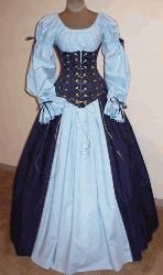 Not my style, but Renaissance costume I want to buy.