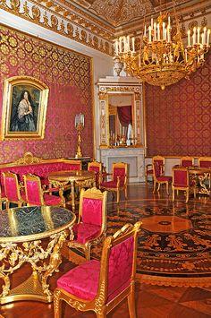 Yusupov Palace, St. Peterburg, Russia