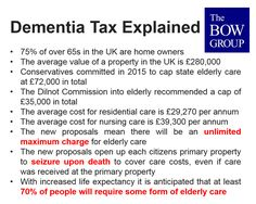 The Tory social care asset-grab explained