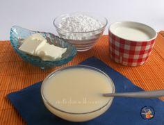 Latte condensato fatto in casa - base per dolci