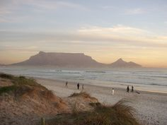 Bloubergstrand, Cape Town Special Interest Groups, Once In A Lifetime, Travel Abroad, Cape Town, Travel Pictures, South Africa, All About Time, Spaces, Water