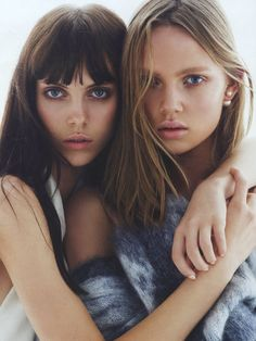 Matilda Dods and Holly Rose Emery