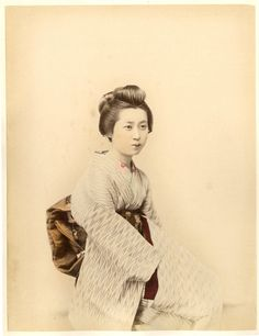 Japan, Japanese Lady     #Asie_Asia #Japon_Japan