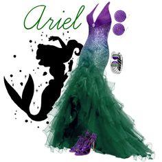 """Ariel"" by alyssa-eatinger on Polyvore"