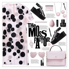 """""""Untitled #146"""" by katarinamm ❤ liked on Polyvore featuring Paskal, Kate Spade, Alexander Wang, Juicy Couture, Clinique, Urban Decay, Le Specs, Bobbi Brown Cosmetics, Kenneth Cole and Marc Jacobs"""