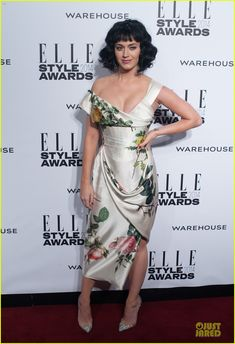 Katy Perry: Woman of the Year Honoree at Elle Style Awards 2014!   Katy Perry, Kylie Minogue Photos   Just Jared