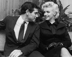 Co-conspirators ❤ #MarilynMonroe