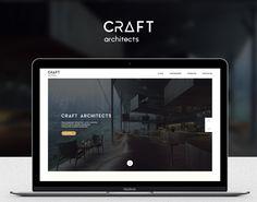 """다음 @Behance 프로젝트 확인: """"Craft Architects"""" https://www.behance.net/gallery/42230907/Craft-Architects"""