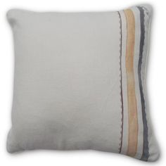 Plain pillow, fabric paint, any color combo you like!