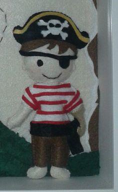 Piratinha cute! !