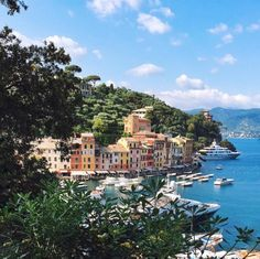 Portofino, İtalya #jabiroo #tailormadetravel #travel #portofino #italy photographed by #sezyilmaz