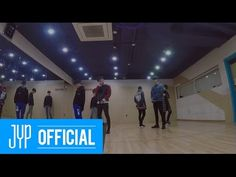 "GOT7 ""Never Ever"" Dance Practice"