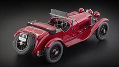 CMC M-138 Alfa Romeo 6C 1750 GS 1930 02