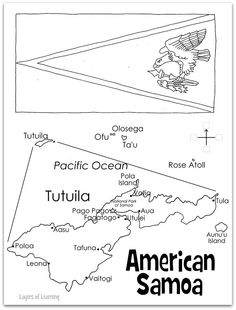 American Samoa,officially the last place on earth and my