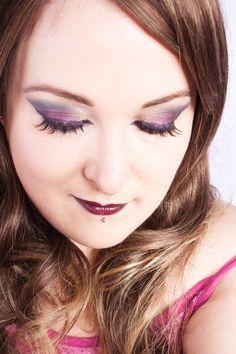 MUA: Calime Visagie  voor bij de paarse of zalmrose jurk