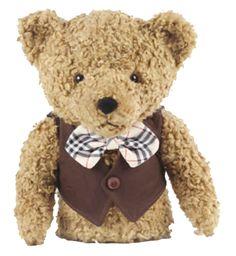 Teddy Headcover Driver #golf #cover #teddybear #bear #umbrail