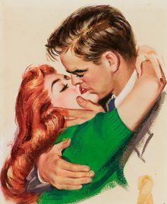 cool vintage art and ads | vintage art | Tumblr