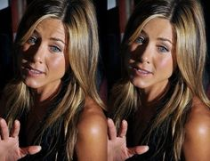 Jennifer Aniston | 23 Celebrities Before & After Photoshop