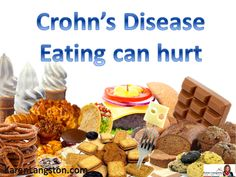 Chron's disease I must admit that I love when science catches up with what I have been educating clients about for years. At least now I have some proof and hopefully this will be enough for you to start changing your diet especially if you are suffering with Crohn's Disease or Ulcerative Colitis.