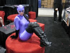 Awesome Catwoman Cosplay