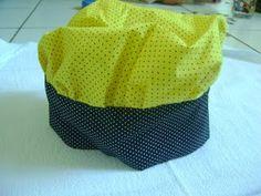Artes da tia Jaque: PAP avental e chapéu de mini chef