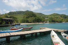 Capurganá Chocó Panama, Destinations, Les Cascades, Explorer, Paradis, Earth, Countries, Tourism, Bridge