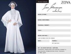 DISTRIBUTOR ZOYA : OPEN PO DRESS AND MENSWEAR IVAN GUNAWAN FOR ZOYA