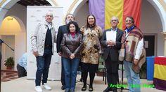 El historiador sanroqueño, Pérez Girón, gana el premio comarcal del VIII certamen de poesía social Julia Guerra.