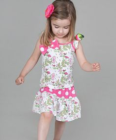 Lots of potential Easter dresses for Kiki from designer Saru...seriously cute!