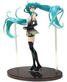 Amazon.com: Sega Hatsune Miku: Premium Figure -Project DIVA Arcade ...