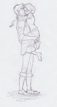 Eugene & Rapunzel- Hug :))